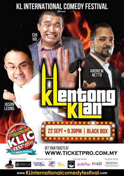 KLIC Fest – KLentong KLan