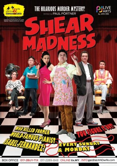 Shear Madness 3
