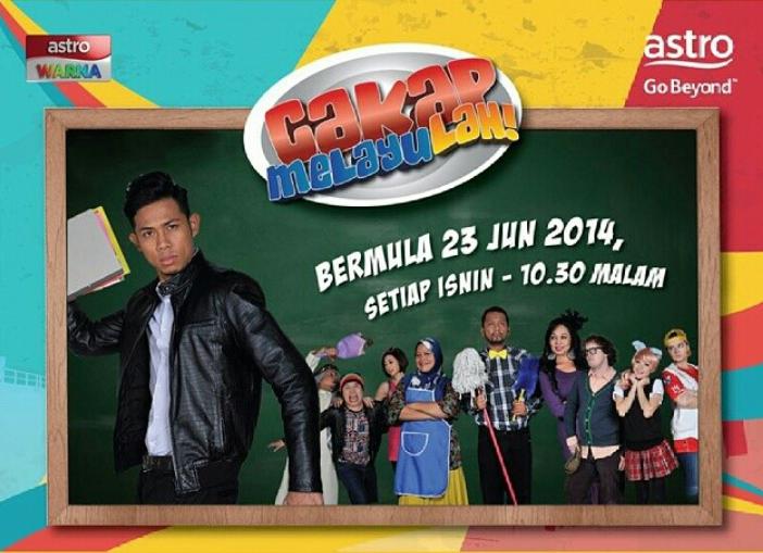 Cakap Melayu Lah! main promo