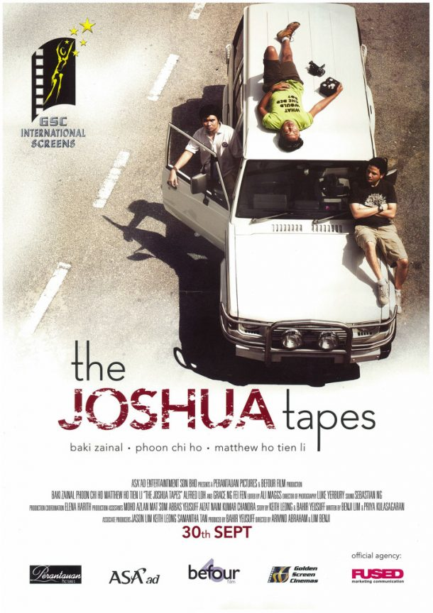 (DONE) The Joshua Tapes