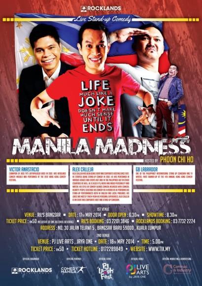 Manila Madness 2014