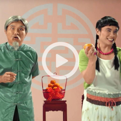 Maxis CNY 2013 Commercial – Keep It Juicy