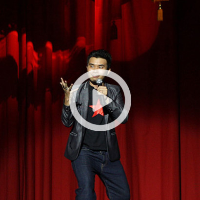 Phoon Chi Ho's Stand-up Comedy Showreel