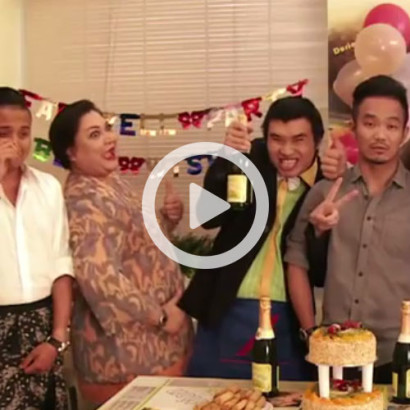 Small Mission Enterprise (sitcom) – Antara KL and Jakarta